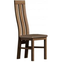 Čalouněná židle PARIS dub lefkas/Victoria 31
