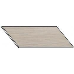 Kuchyňská pracovní deska 180 cm bílá borovice