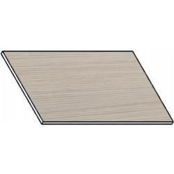 Kuchyňská pracovní deska 60 cm bílá borovice