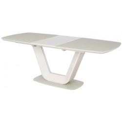 Jídelní stůl rozkládací 160x90 ARMANI krém