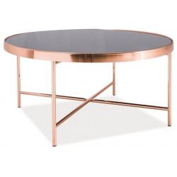 Konferenční stolek GINA B měď