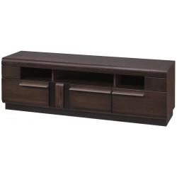 Televizní stolek PORTI P-25 dub čokoládový