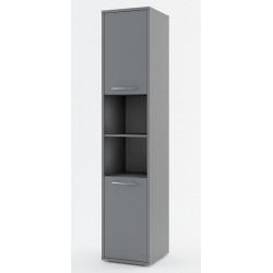 Skříňka 2D CONCEPT PRO CP-08 šedá