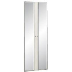 Zrcadlo na dveře ke skříni BRISTOL NEW