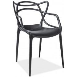 Jídelní židle TOBY černá