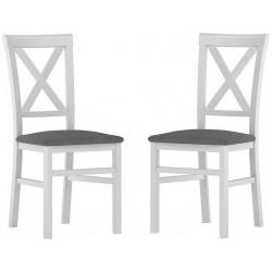Jídelní čalouněná židle SPINA 101 (2ks) Sawana 21